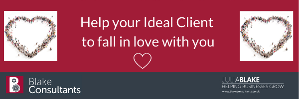 Help your Ideal Clients fall in love with you